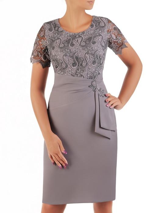 cddf445444f Eleganckie sukienki wizytowe, damskie suknie wizytowe – Modbis.pl