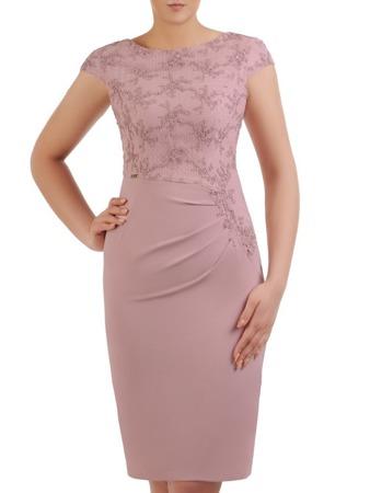 8458773e00 Elegancka sukienka na wesele