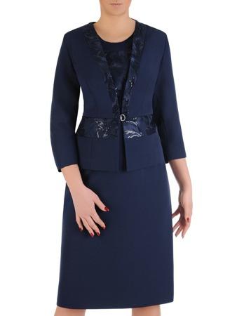 9132e6b81f Sukienki z żakietem – na różne okazje – Modbis.pl