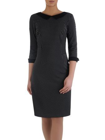 ad461deef8 Sukienka plus botki   pomysły na udaną stylizację