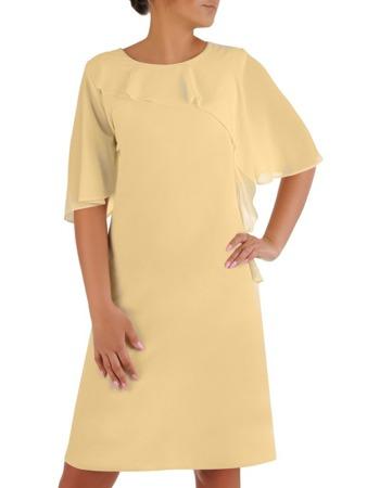 2af7012ca7 Sukienka z szyfonu
