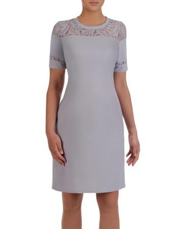 416ed63511 Najlepsze sukienki tuszujące duży brzuch