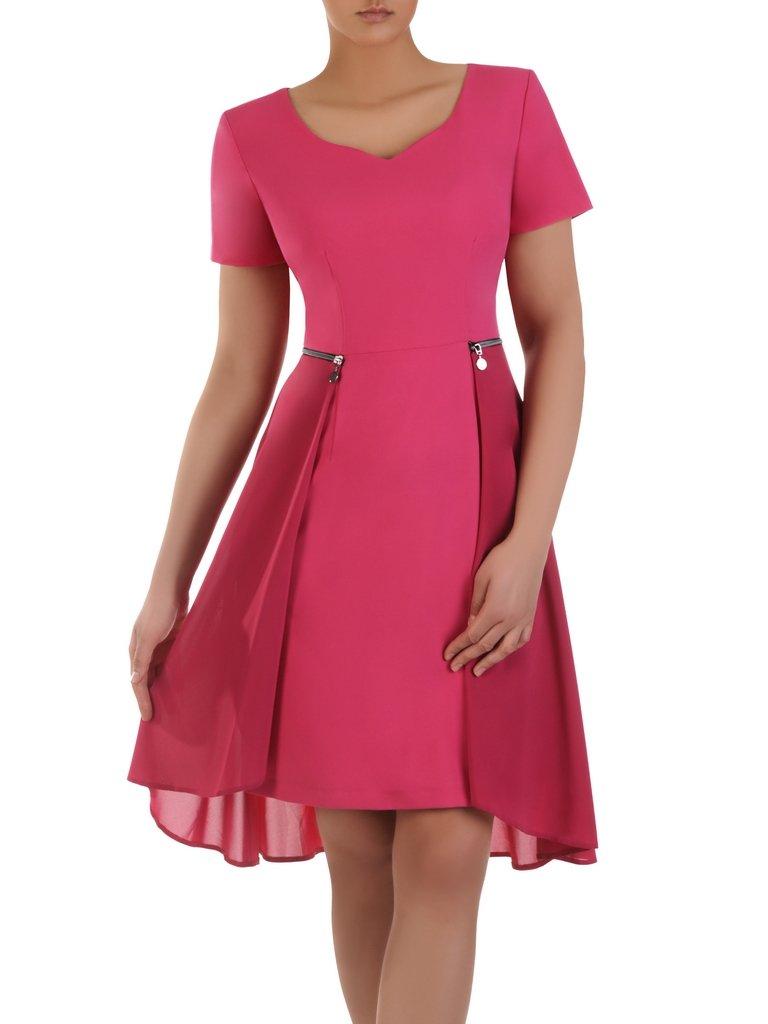 35ec4ef91a Dwuwarstwowa sukienka Erika IV