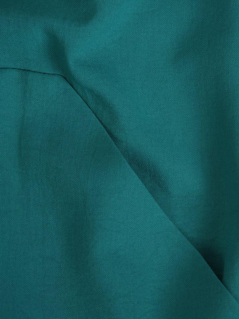 42bf07353e Lniana sukienka w nowoczesnym fasonie 16546