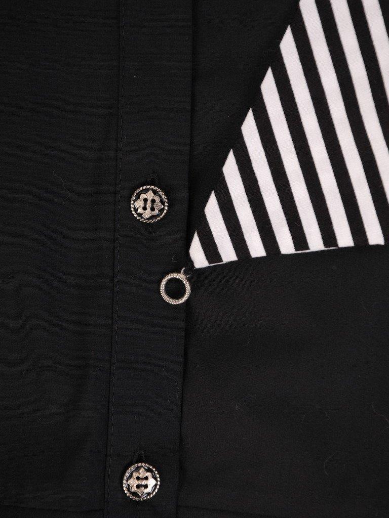 Modna koszula z ozdobnym krawatem Telimena. | Sklep online  uTBxS
