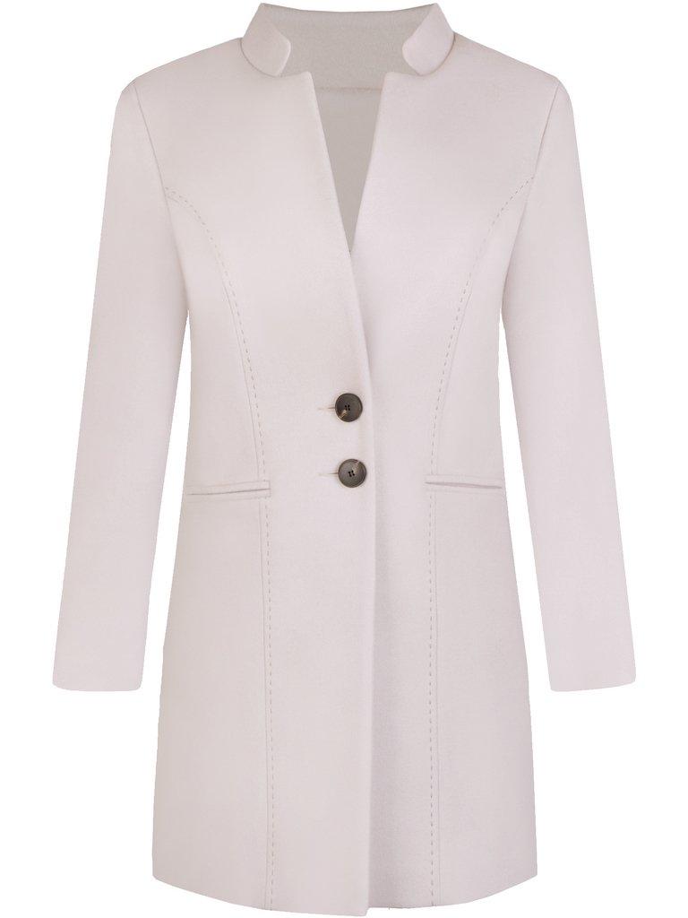 Wełniane płaszcze zimowe damskie idealne na zimne dni