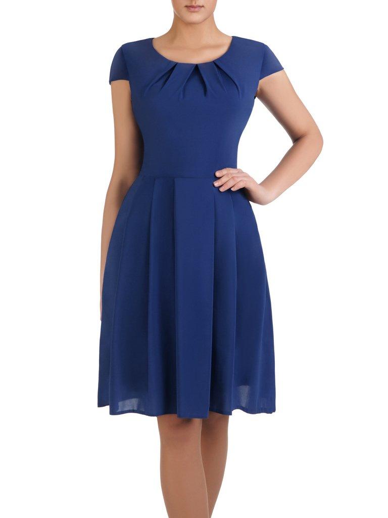 2e2e819fa0 Rozkloszowana sukienka Izaura II