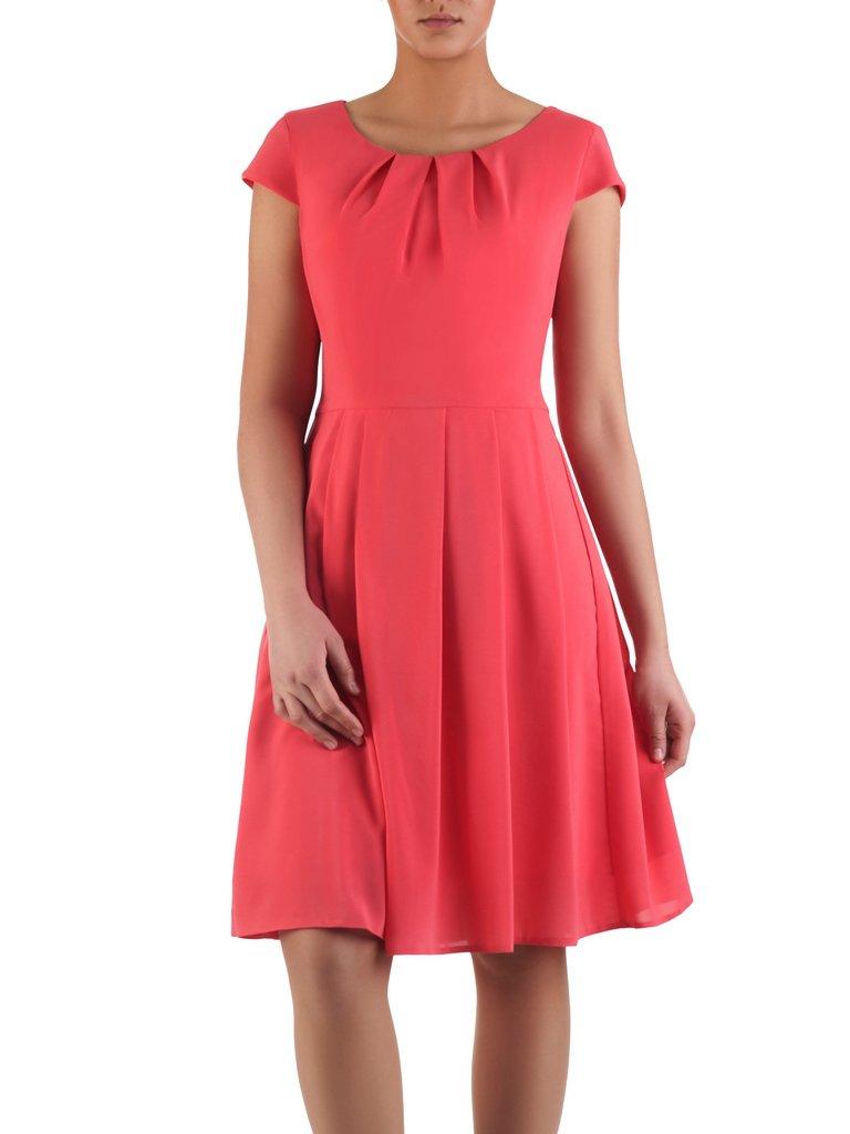 5dda89efbd Rozkloszowana sukienka Izaura III