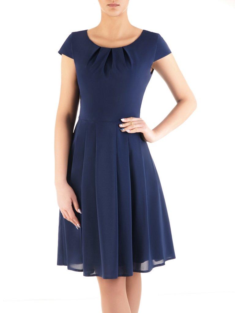 b72f824d4d Rozkloszowana sukienka Izaura VII