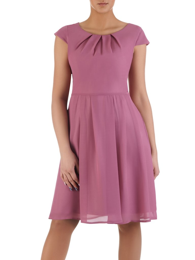 0f1ccf3132 Rozkloszowana sukienka Izaura X