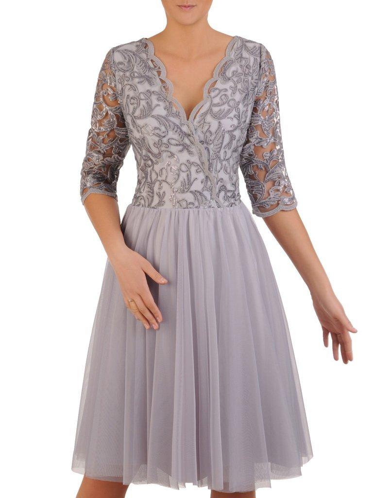 tanie sukienki na wesele rozmiar 58 60
