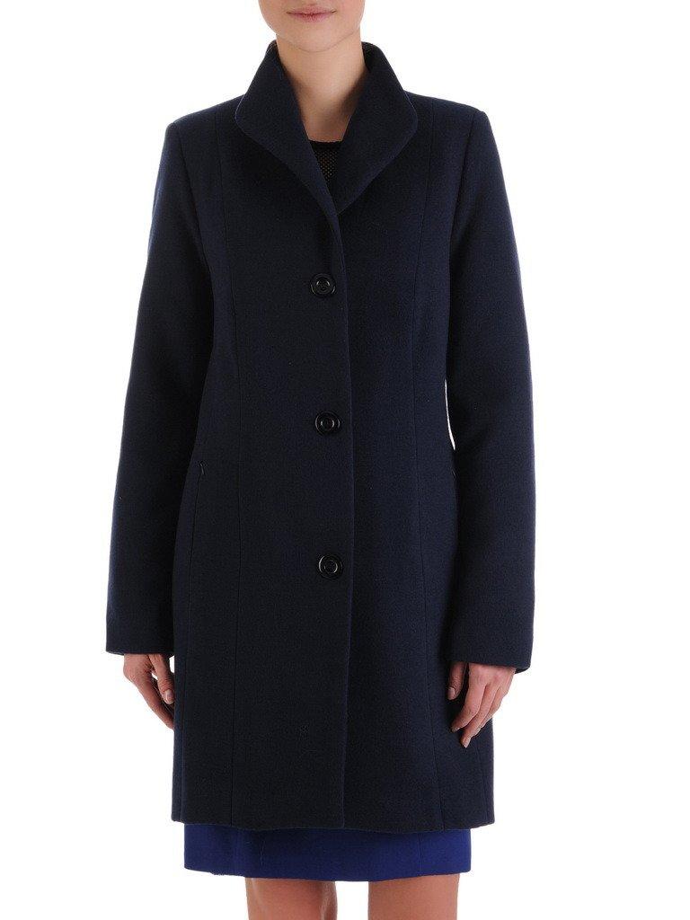 Stylowy płaszcz z kaszmiru i wełny Samira II.   Sklep online