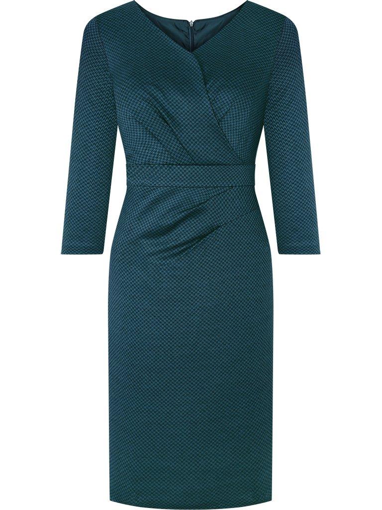 d4a6cd3c80 Sukienka kopertowa Sławomira II
