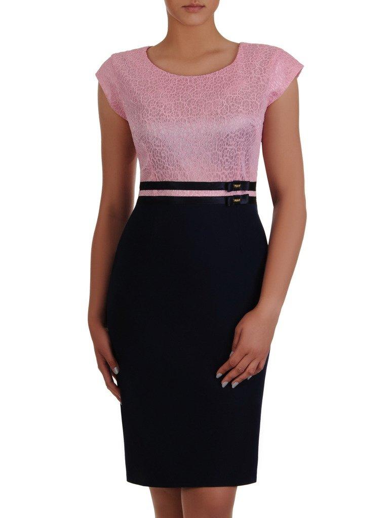 444169561ea919 Sukienka na wesele Resina X, elegancka kreacja z tkaniny. | Sklep ...