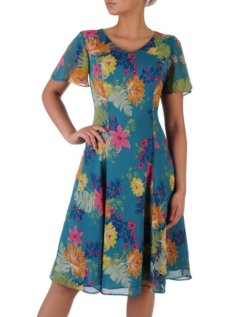 af0885a6a6 Sukienka w kwiaty Maura VII
