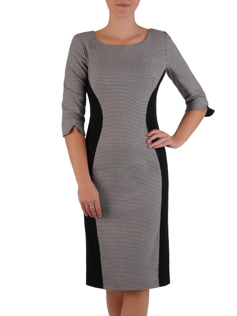 821549c8 Sukienka wyszczuplająca Aurora VII, modna kreacja modelująca figurę.