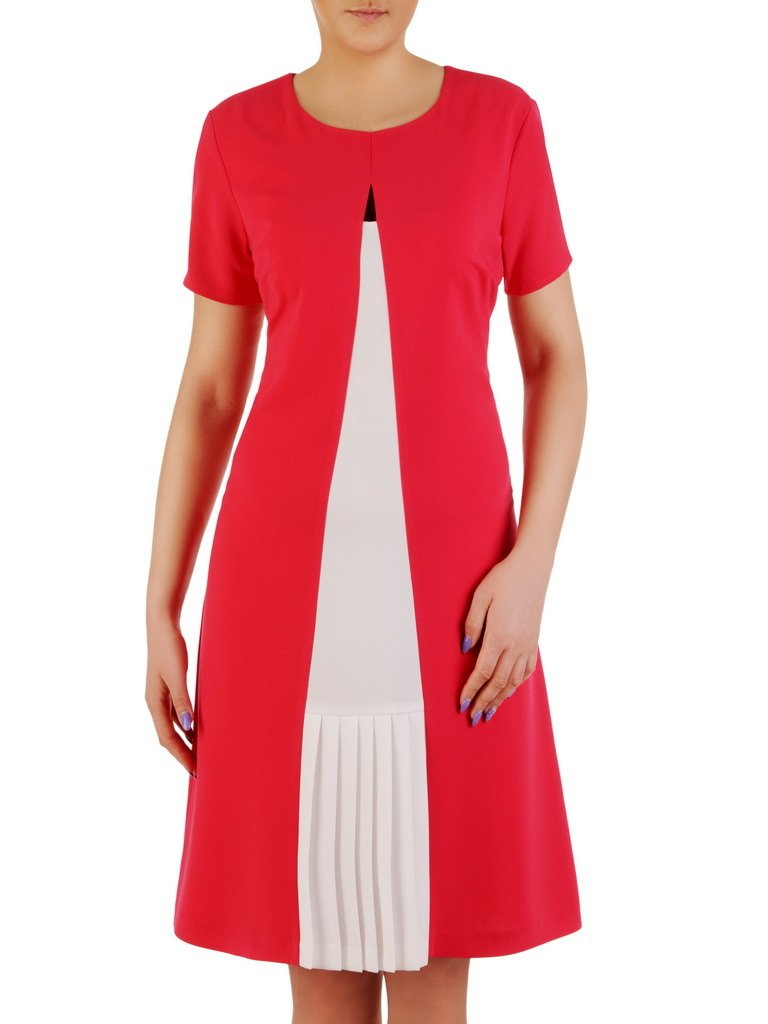 26df61f69e Sukienka wyszczuplająca Dorota VIII