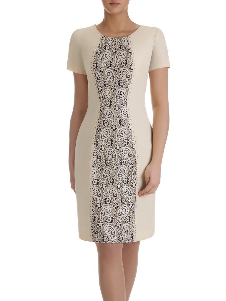 ea6fd24c5a960e Kliknij, aby powiększyć; Sukienka wyszczuplająca Klementyna IV, wizytowa ...