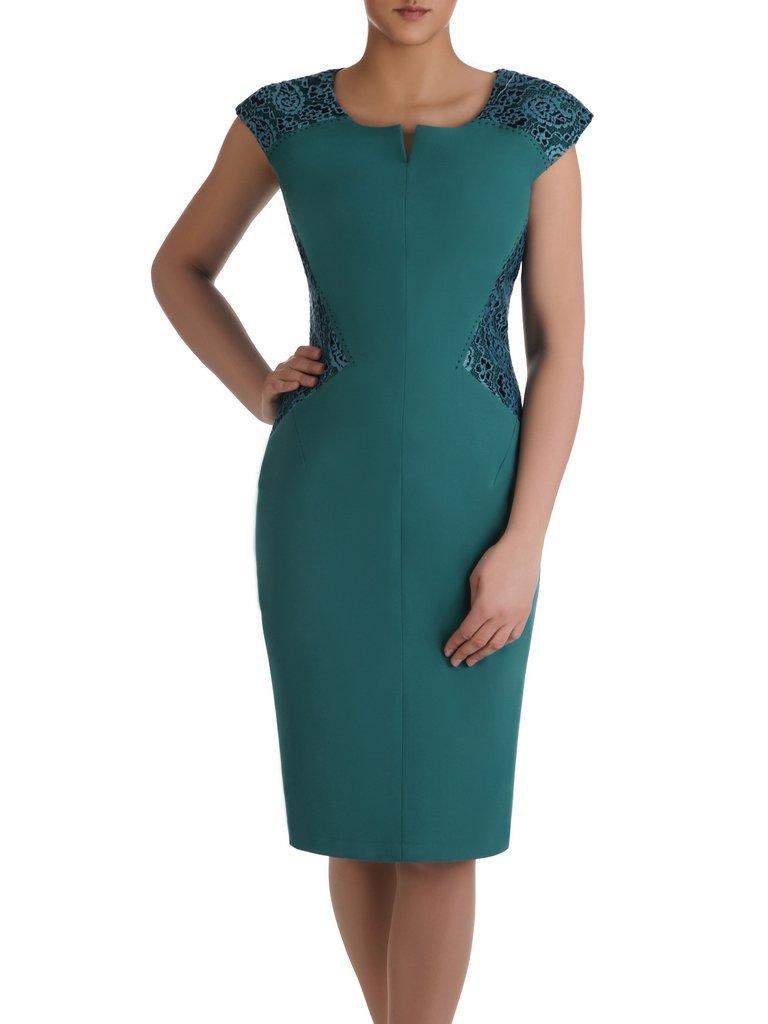3e236d01dc Sukienka wyszczuplająca Telimena V