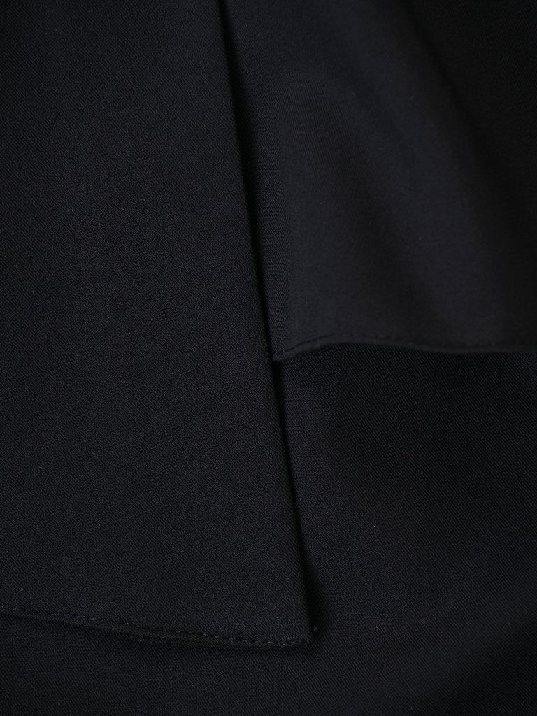 modbis.plproduct pol 602 Sukienka z kontrastowymi