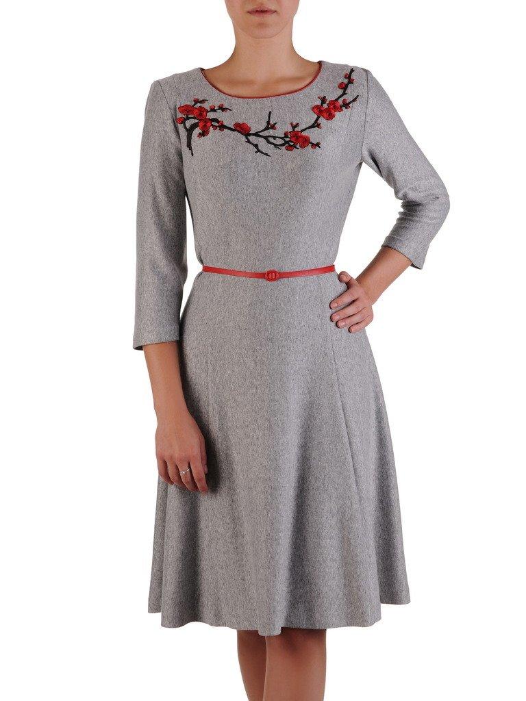 2486cba257 Sukienka z dzianiny Andresa IV
