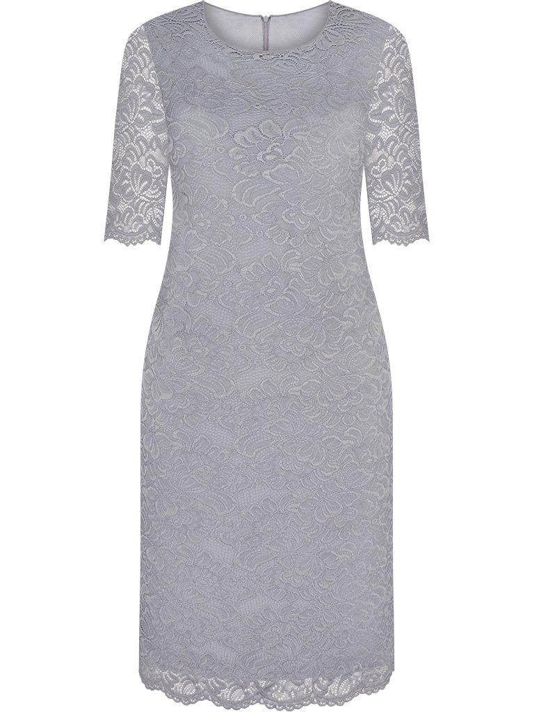 e2d96f89 Sukienka z koronki Zarita V, elegancka kreacja na wesele.