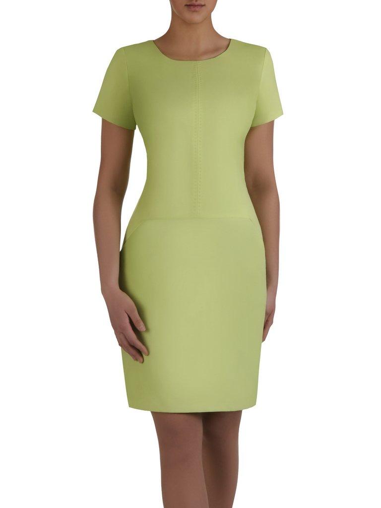 c57955d0b9 Sukienka z lnu Mirona XXVIII
