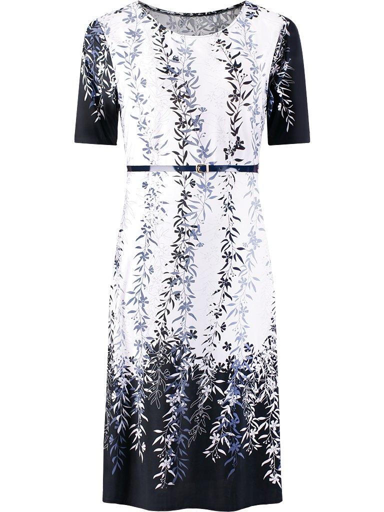 f5af3d42a2 Sukienka z paskiem Zoja II.