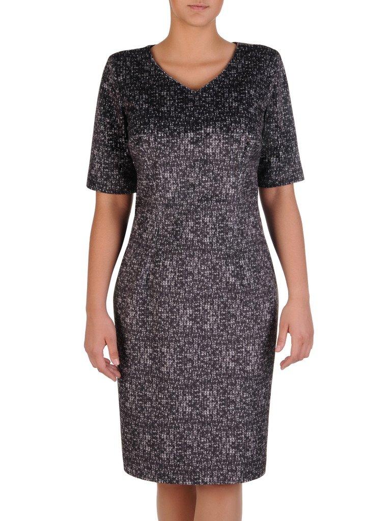 ece588cb96 Sukienka z wełny Faustyna