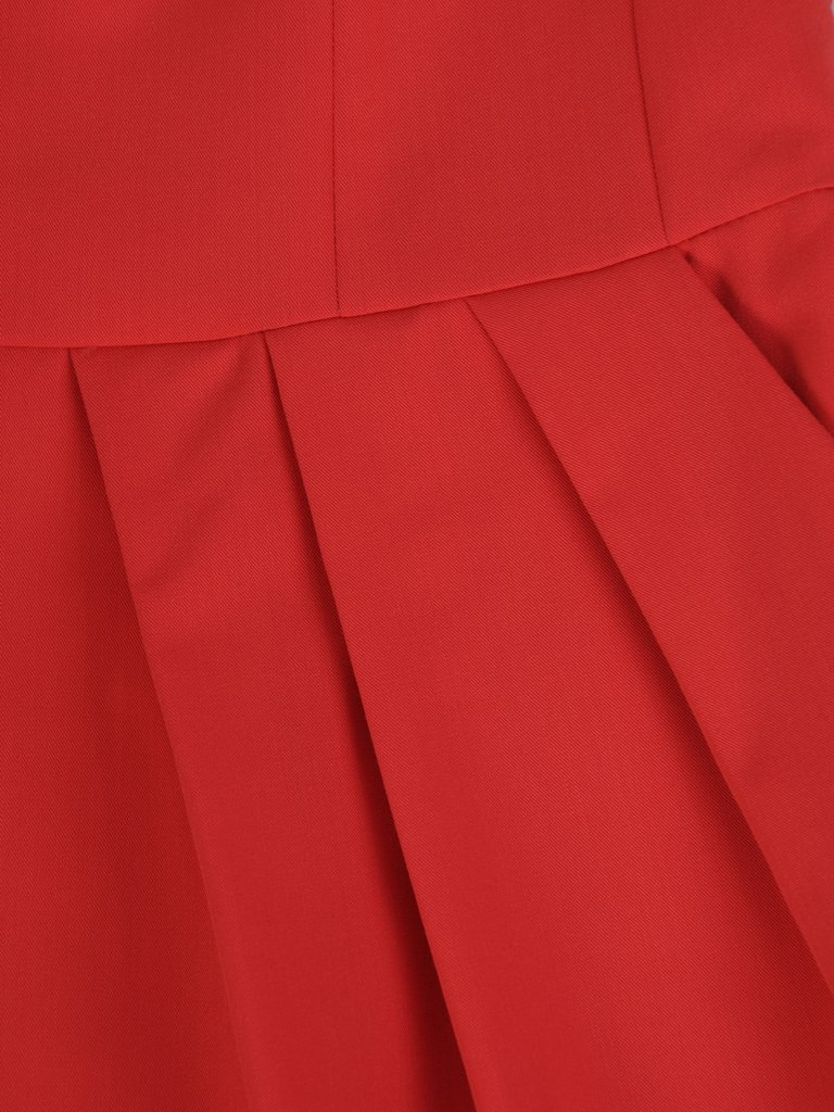 144bb6be9c Sukienka z zakładkami Łucja VI