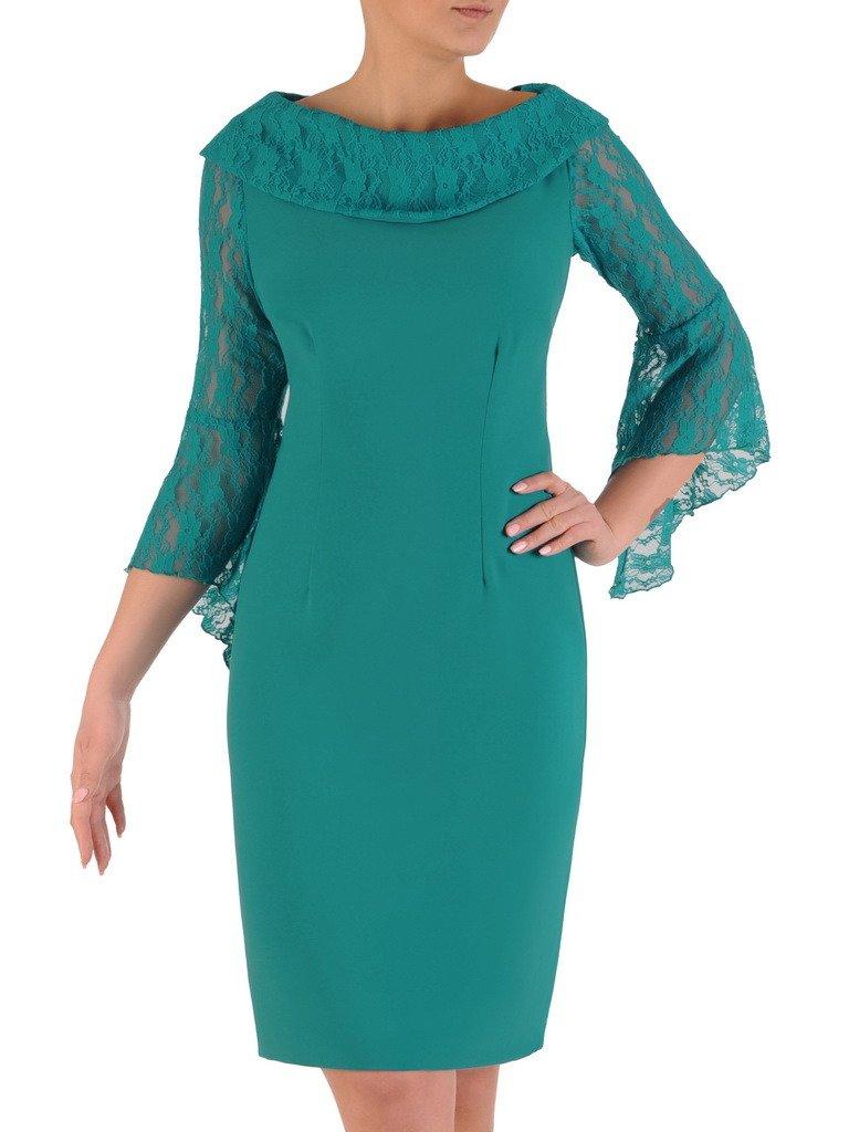 3f964da844 Szmaragdowa sukienka