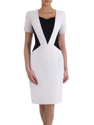 0220ecab086e Sukienka wyszczuplająca Katia I